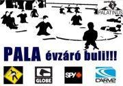 Pala záró Buli 2012