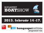 Budapest Boat Show 2013